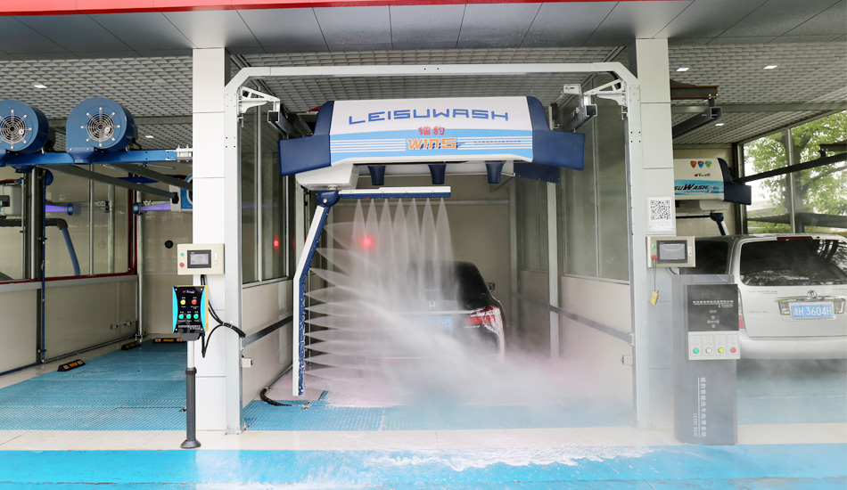 Leisuwash win5 high pressure wash
