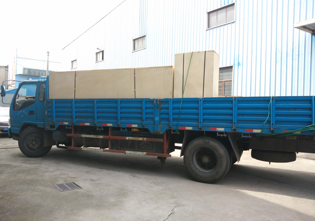 Second Leisuwash shipment to Chile