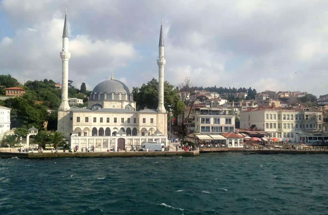 Rencontre femme istanbul