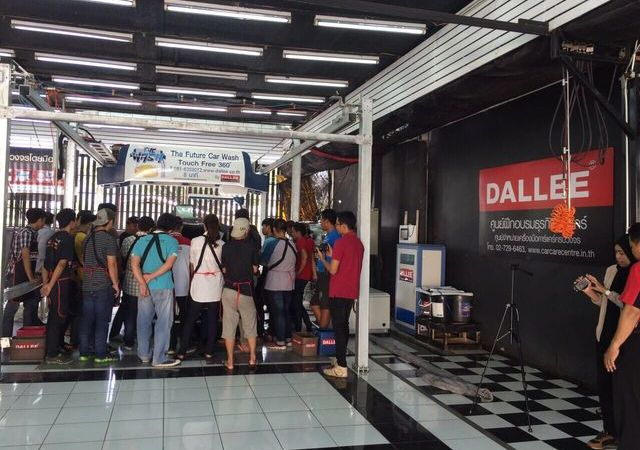 Dallee Clean quick reaction in Thailand market