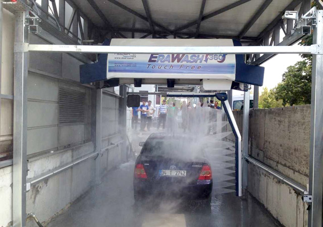 Touchfree Car Wash Near Me >> Benefits Of Using An Automatic Touchless Car Wash Leisuwash 360