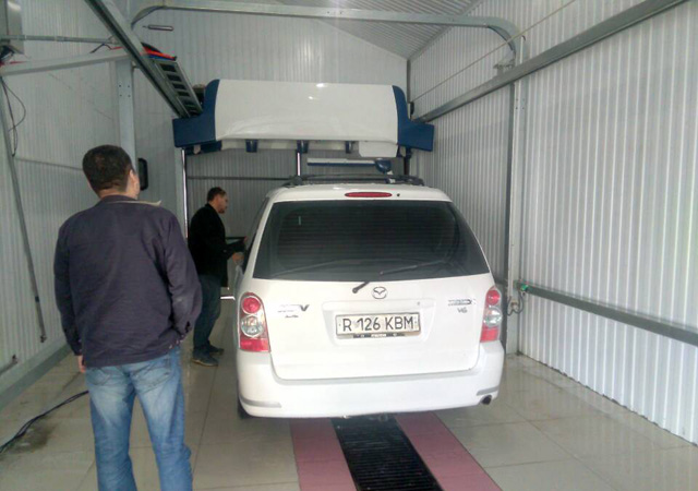 car wash equipment Laserwash 360 from China
