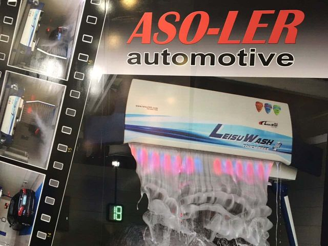 ASO-LER Automotive Exhibit Leisuwash in East Europe