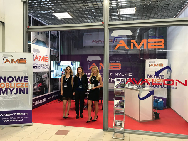 AMB-TECH Present Leisuwash In Poland