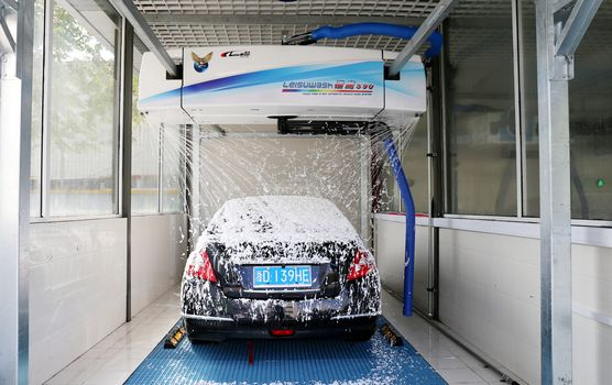 Leisuwash S90 Car Wash Machine