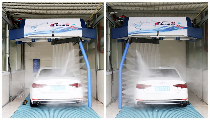 Leisuwash 360 mini high pressure car wash